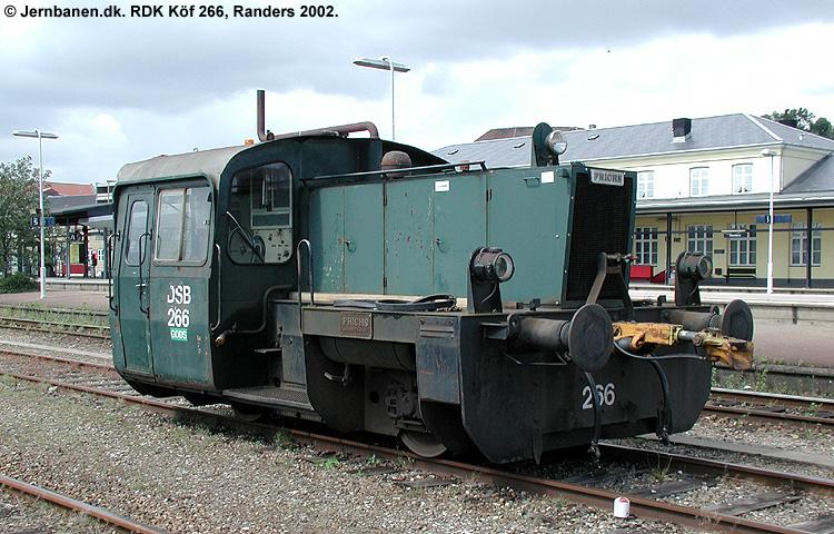 RDK Kof266