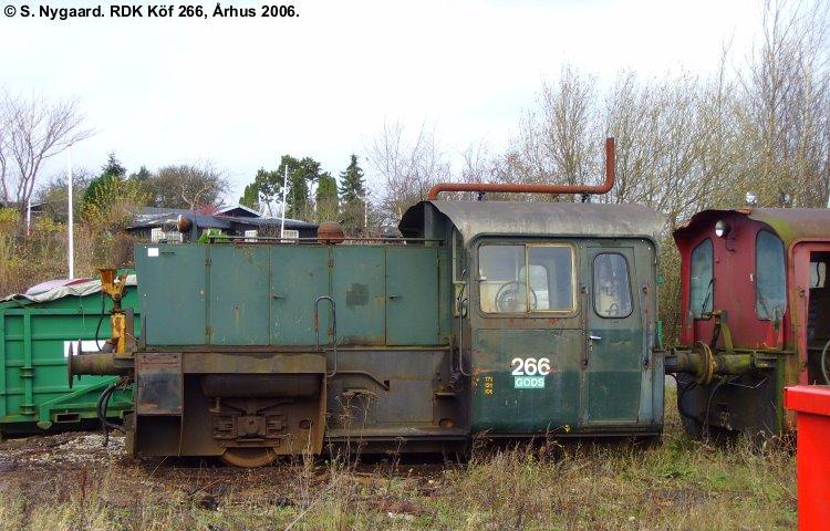RDK Kof 266