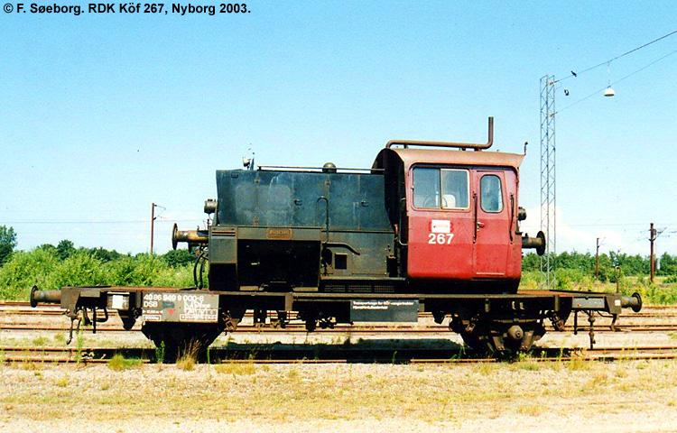 RDK Kof 267