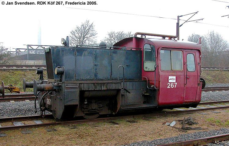RDK Kof267