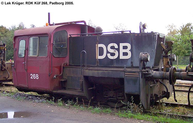 RDK Kof 268