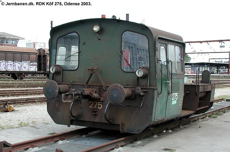 RDK Kof 275