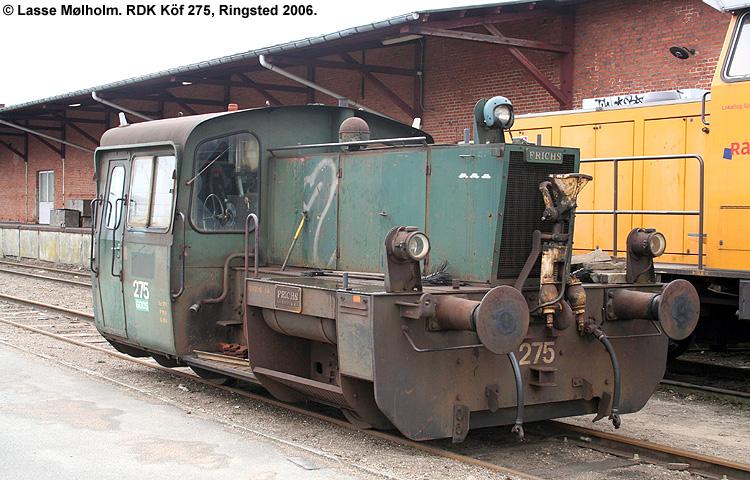 RDK Traktor 275