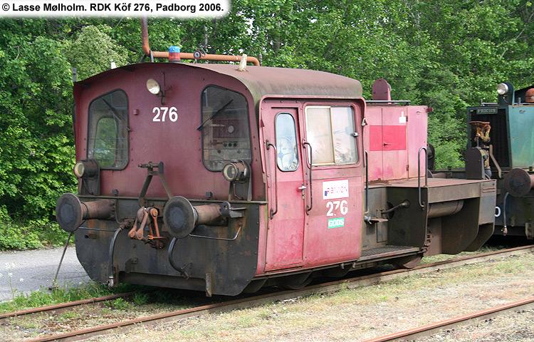 RDK Kof 276