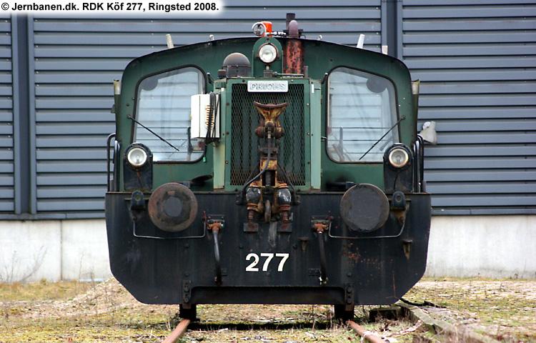 RDK Traktor 277