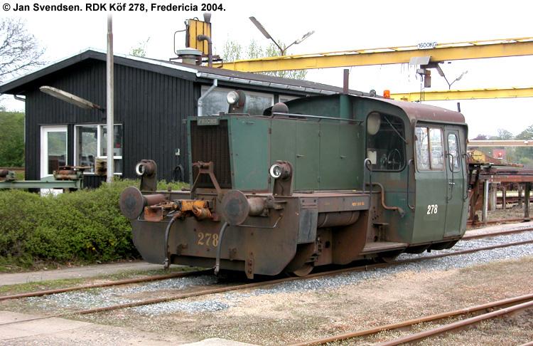 RDK Kof 278