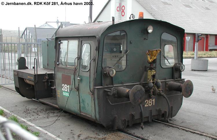 RDK Kof 281
