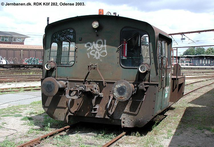 RDK Kof 282