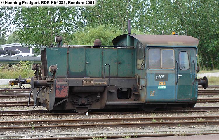 RDK Kof 283