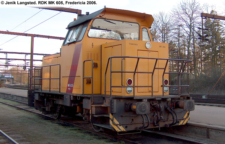 RDK MK605