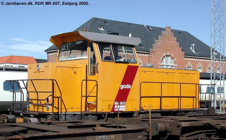 RDK MK 607