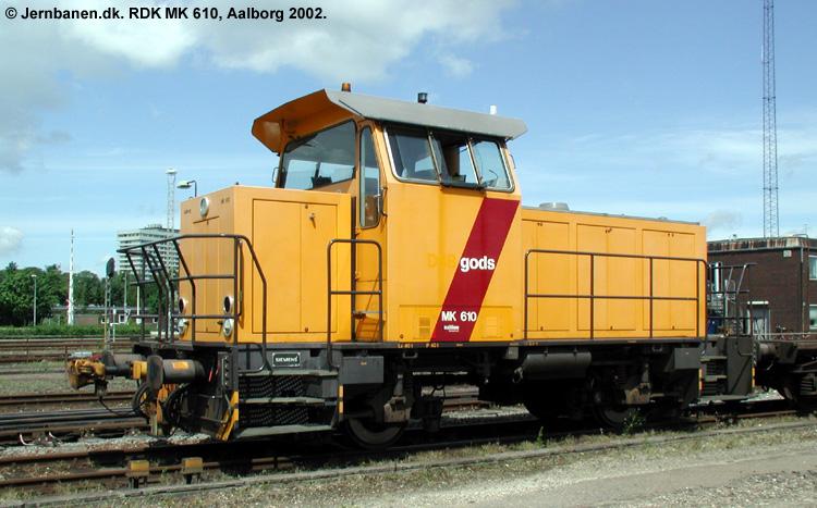 RDK MK 610