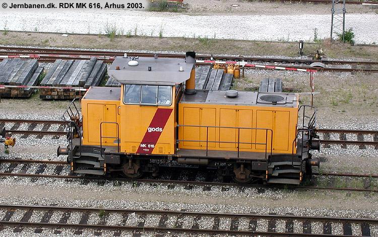 RDK MK 616