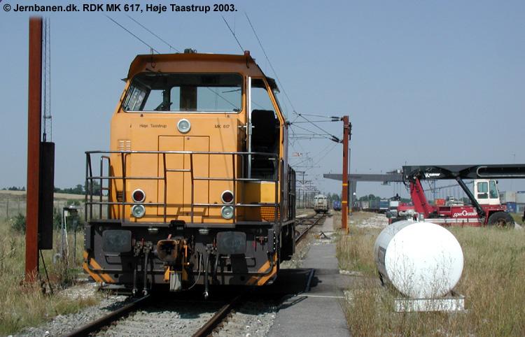 RDK MK 617