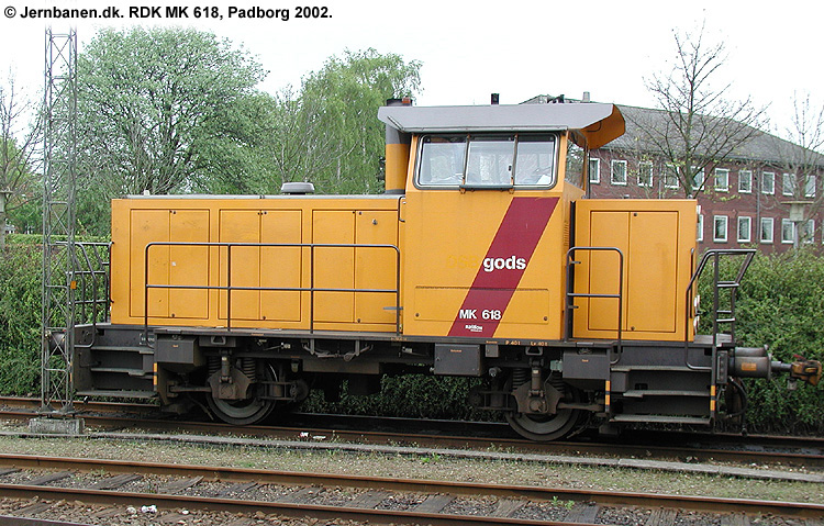 RDK MK 618