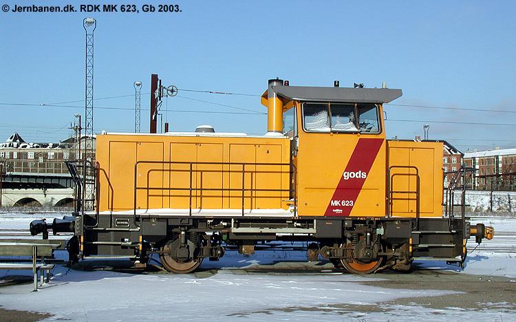 RDK MK623