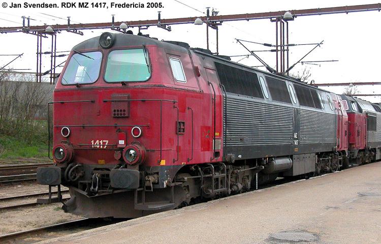 RDK MZ 1417
