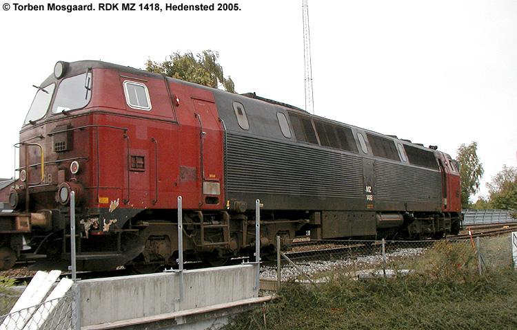RDK MZ 1418