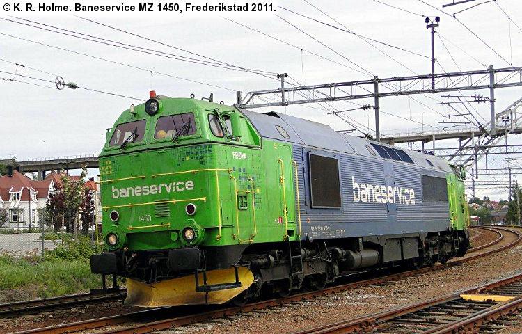 RDK MZ 1450