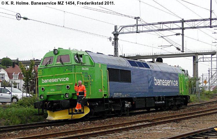 RDK MZ 1454