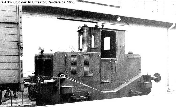 RHJ T  1960