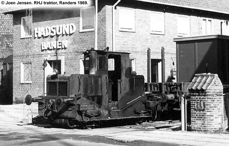 RHJ T  1969