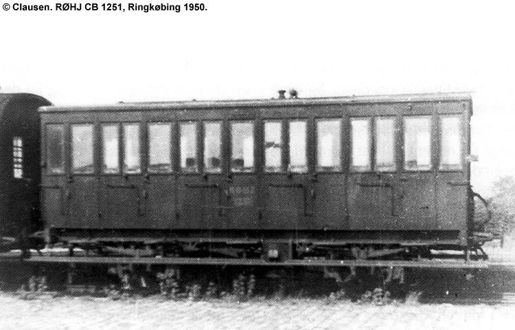 RØHJ CB 1251