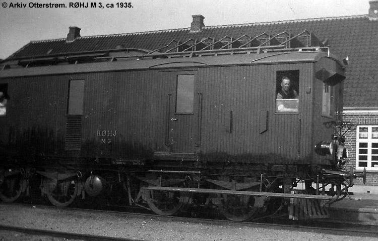 RØHJ M 3