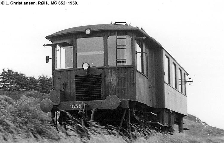 ROHJ MC 652