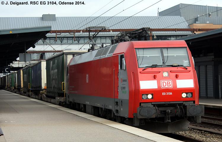 RSC EG 3104