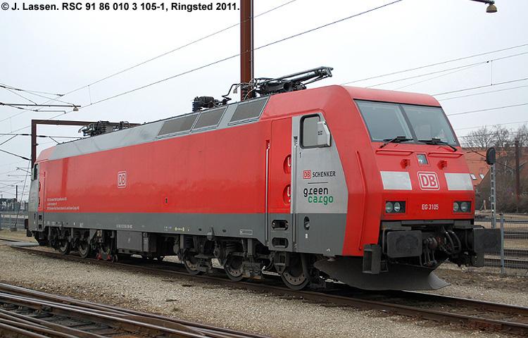 RSC EG 3105