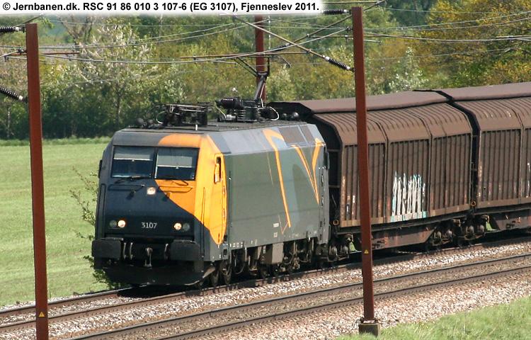 RSC EG 3107