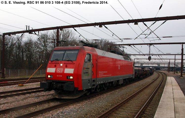 RSC EG 3108
