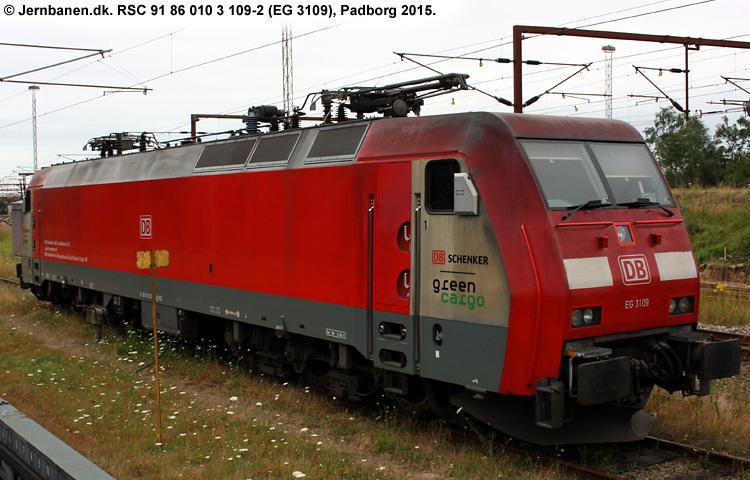 RSC EG 3109