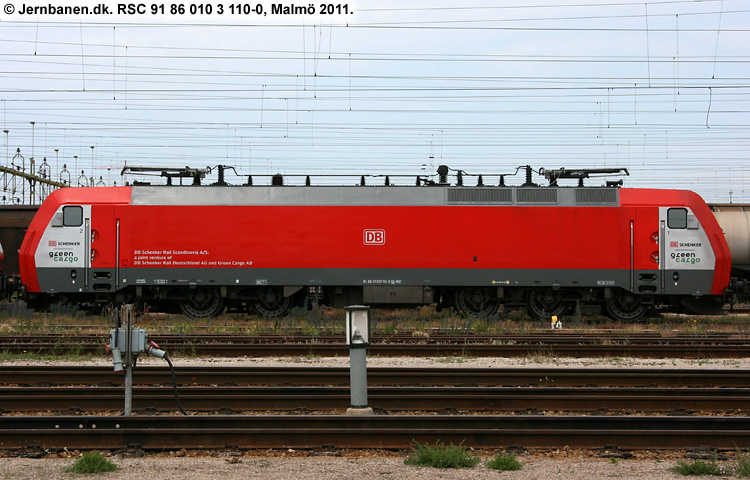 RSC EG 3110