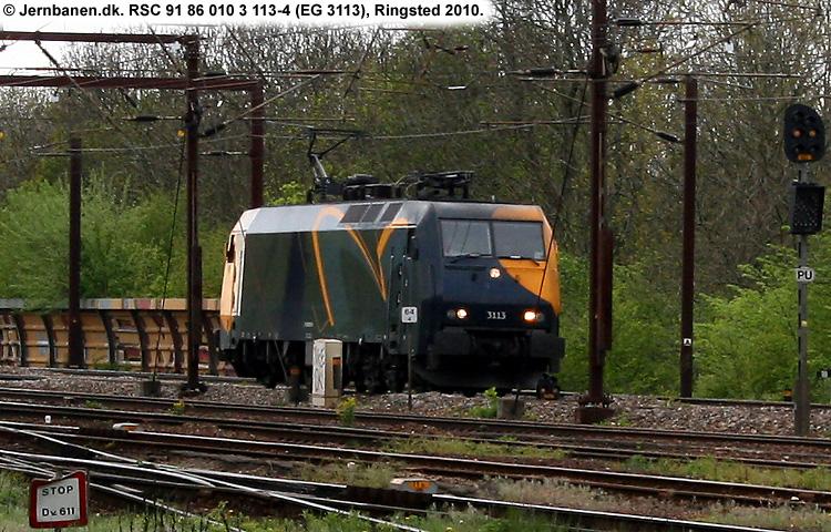RSC EG 3113