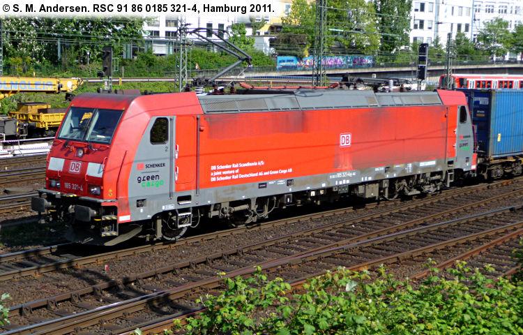 RSC  185 321