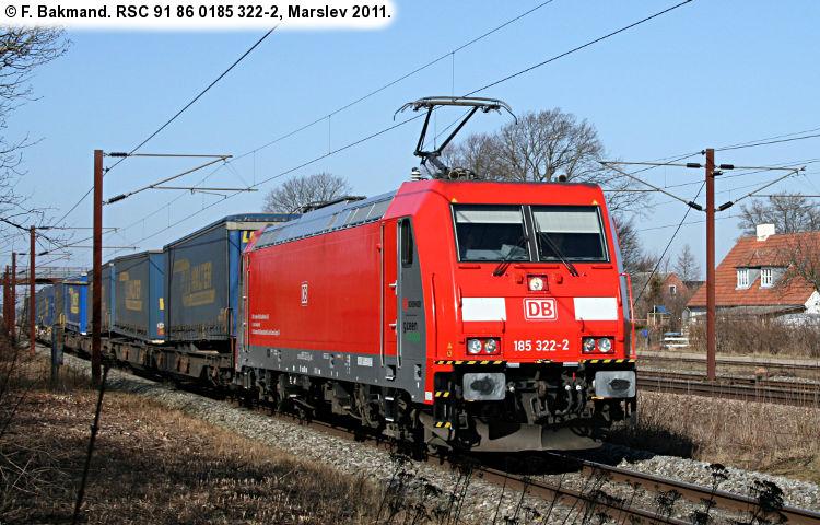 RSC  185 322