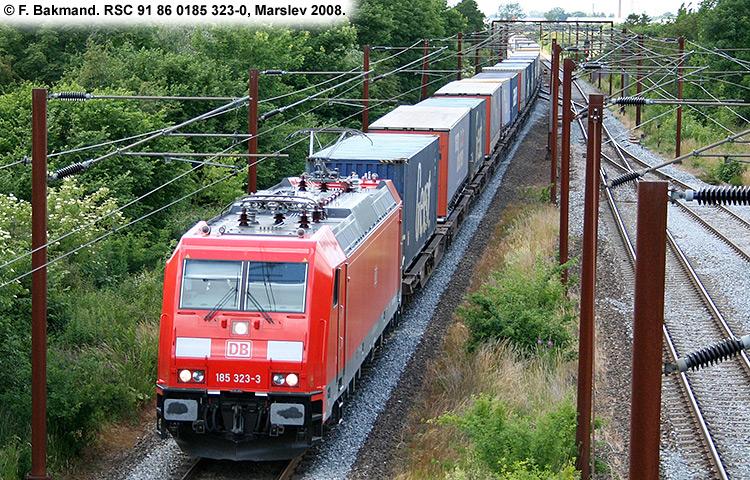 RSC  185 323