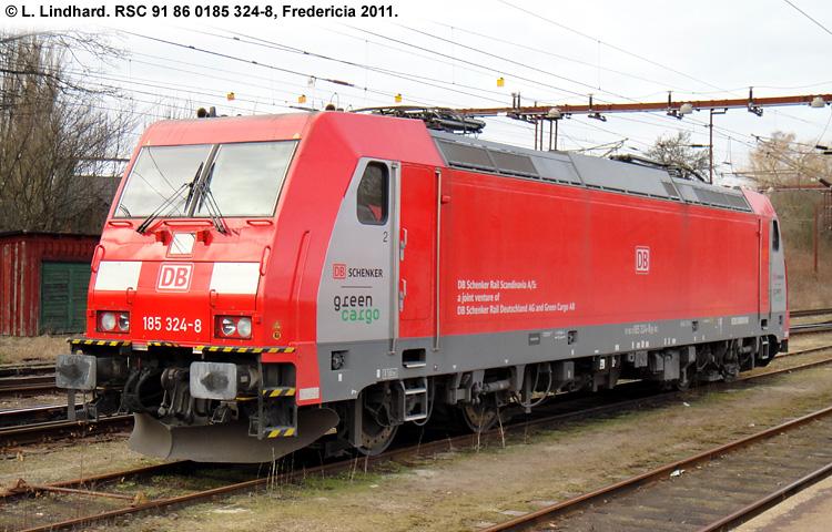 RSC  185 324