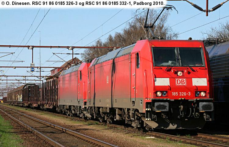 RSC  185 326