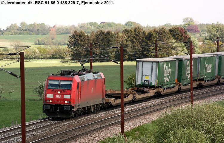RSC  185 329