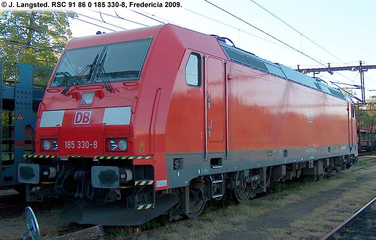 RSC  185 330