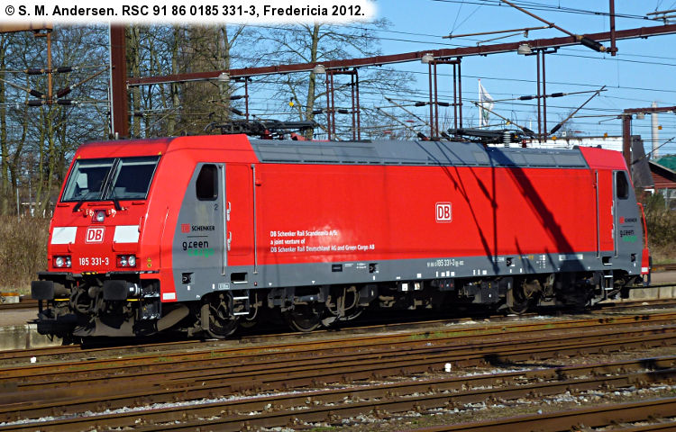 RSC  185 331