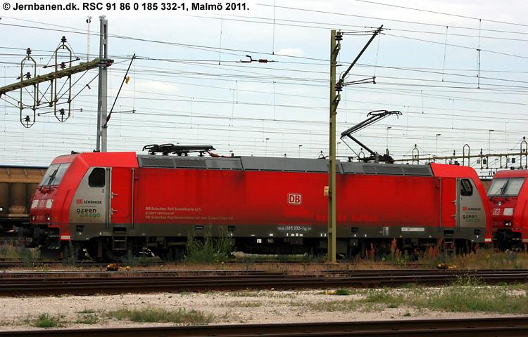 RSC  185 332