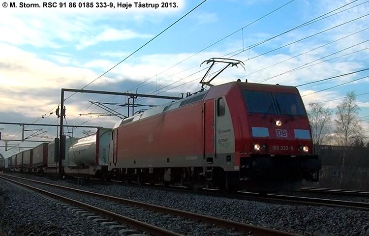 RSC  185 333