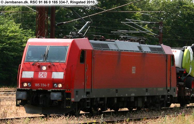 RSC  185 334