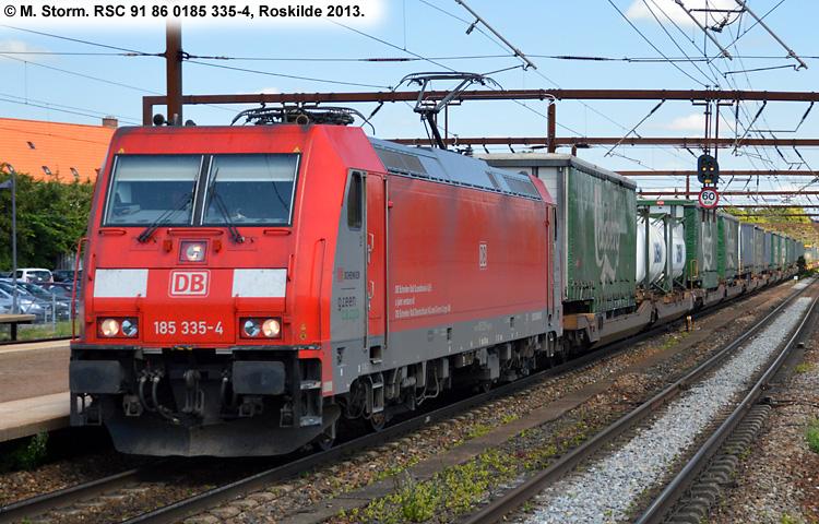RSC  185 335