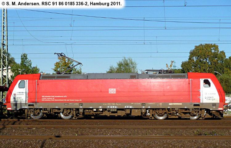 RSC  185 336