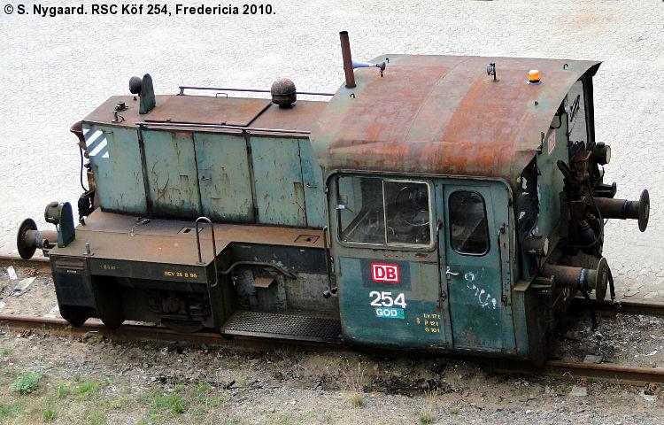 RSC Traktor 254